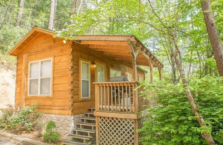 Permalink to Simple Cabins Cherokee Nc