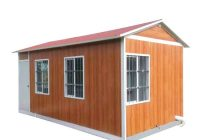 china prefabricated cabins prefab camp house and container homes for sale Cabin Container House