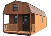 colorado lofted barn cabin built for you prices for 2021 Cottage Cabin Shed