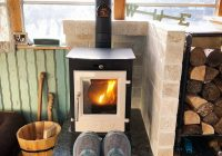 comparing wood and propane heat tiny wood stove Small Wood Stoves For Cabins