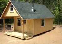 complete novice planning for a tiny shack small cabin forum Small Cabin Plans With Loft 10 X 20