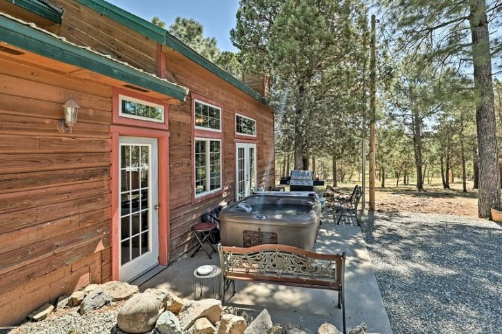 Permalink to Simple Ruidoso Nm Cabins With Hot Tubs Ideas
