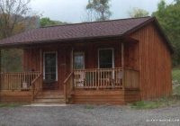 cozy woodland cabin rentals for six near allegany state park in new york Allegany State Park Cabins