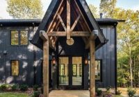 creative lake house exterior designs ideas 41 modern Lake Cabin Exterior Ideas