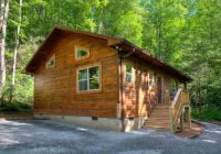 creekside cabins near bryson city and cherokee in smoky Cabins Cherokee Nc
