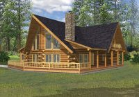 crested butte rustic log home plan 088d 0324 house plans Log Cabin House Plans With Loft
