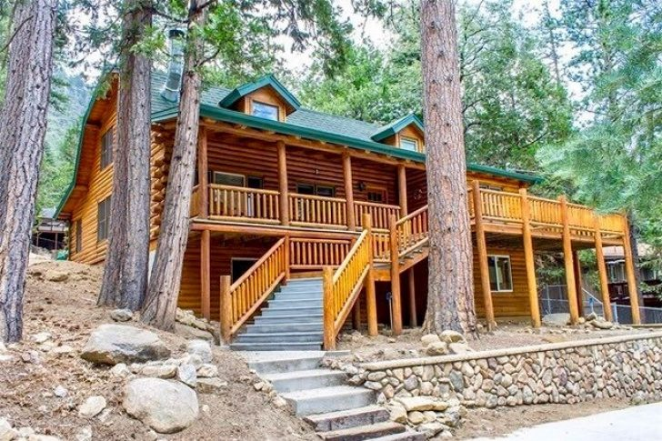 Permalink to Idyllwild Vacation Cabins