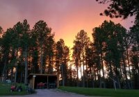 custer mountain cabins campground custer south dakota Custer Mountain Cabins