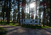 custer mountain cabins campground go camping america Custer Mountain Cabins