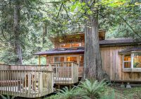 deep forest cabins near mount rainier visit rainier Deep Forest Cabins At Mt Rainier