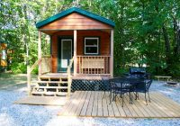 deluxe cabins and lodges traverse city koa traverse city mi Traverse City Cabins