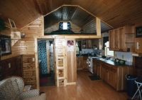 deluxe lofted barn cabin finished google search small Deluxe Lofted Barn Cabin Interior
