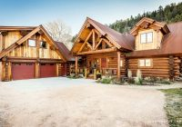 deluxe log cabin rental with outdoor hot tub in south fork colorado Colorado Log Cabin Rentals