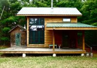 diy hand built off grid tiny cabin Small Off Grid Cabin