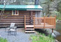 eagles nest picture of alaska creekside cabins seward Alaska Creekside Cabins