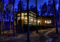 executive lodging glass lodge Cabins Near Mt Rushmore