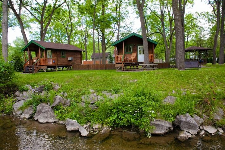 Permalink to Simple Finger Lakes Cabins