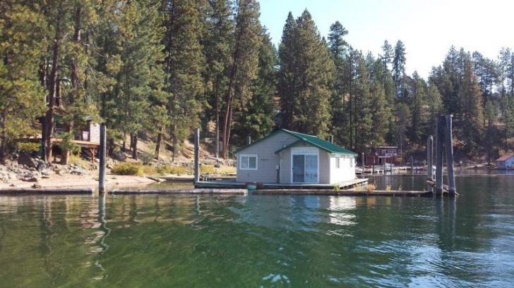 Permalink to Perfect Coeur D'Alene Lake Cabin Rentals