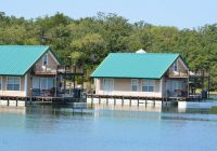 floating cabins lake murray Fishing Cabins In Texas