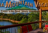 fontana lake and river side mountain rental nc cabins Lake Cabin Rentals Nc