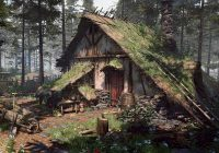 forest cabin personal project the rookies fantasy Cabin Fantasy