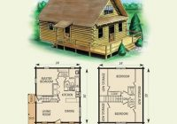 free small cabin plans Small Cabin Floor Plans