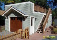 garage and shed rooftop deck design pictures remodel 24×30 Shed Roof Cabin Ideas