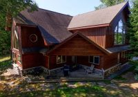 great lakefront homes for sale in michigan with trophy class Cabin Cottage For Sale Michigan