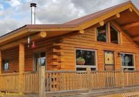green valley rancher meadowlark log homes 24×30 Cabin
