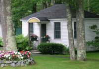 hansoms motel cottages bar harbor family cottages Bar Harbor Cabins