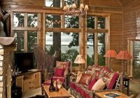 hickory gathering room example rustic log furniture cabin Cabin Cottage Furniture
