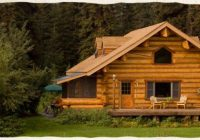holiday wooden cabin a perfect building for your rest Wooden Cabin