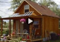 homesteading and livestock budgeting off grid cabin Mother Earth Small Cabin
