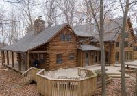 house for sale expanded cabin in the woods in chalfont Cabin Cottage For Sale