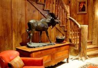 houzz tour artisanal excellence in a gracious montana ski lodge Log Cabin Furniture At Houzz