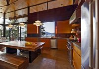 houzz tour modern pods offer a log cabin compromise Log Cabin Furniture At Houzz