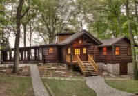 houzz tour renovation preserves memories in a rustic lake cabin Log Cabin Furniture At Houzz
