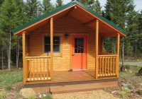 how to build a hunting cabin on a budget Hunting Cabins Plans
