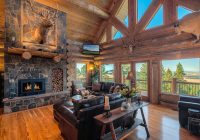 how to clean interior logs Log Cabin Interiors