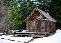 how to get your hunting cabin ready for winter ranch Hunting Cabin