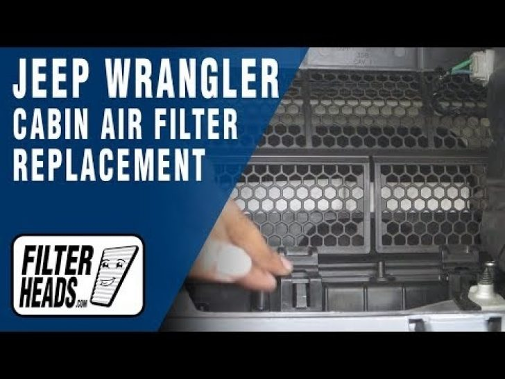 Permalink to Jeep Wrangler Cabin Air Filter Ideas