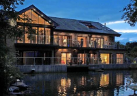 how would you like to live in a lake house in greater Lake Cabin Uk For Sale