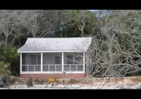hunting island state park has reopened tour cabin road to see how ii looked in 2008 Hunting Island Cabins
