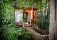 incredible three part treehouse cabin in atlanta Cabins In Atlanta Georgia