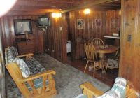 inside the cabin picture of turner falls inn davis Arbuckle Wilderness Cabins