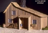 interview with eric caron little house on the prairie Little House On The Prairie Cabin Floor Plan