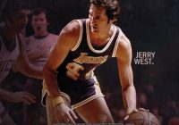 jerry west man of march west virginia moutaineer and la Zeke From Cabin Creek