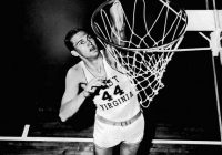 jerry west west virginia this is the guy they made the nba Zeke From Cabin Creek