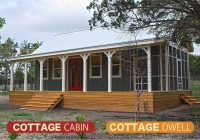 kanga room systems Cottage Cabin Shed