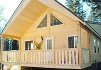 knotty pine cabins the affordable housing alternative Knotty Pine Cabins